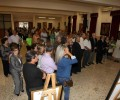 Exhibition in Anjar, Sept 12, 2012