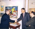 with an Ambassador